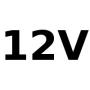 Ba15s 12V
