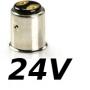 24V Ba15d