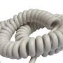Câbles spiralés