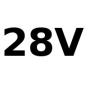Lampes 28V