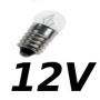 Lampes E10 12V
