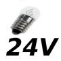 Lampes E10 24V