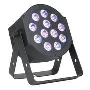 FLAT Par led ADJ 12PHEX 12x10W RGBWA-UV
