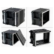 Rack ABS 8U Boshma Case avec 2 capots