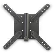 Gravity SA VESA 1 - Adaptateur VESA pour montage de moniteur sur pied à tube de 35mm
