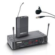 LD Systems ECO 16 BPL B 5 - Système de Micro sans Fil avec Émetteur Ceinture et Micro Cravate 16 Canaux bande 5 584 - 607 MHz
