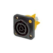 Neutrik NAC3FPX - PowerCON TRUE1 Prise pour montage sur panneau, Power-Out
