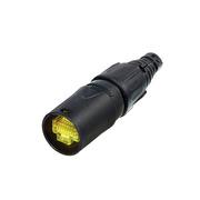 Neutrik NE8MX-B - Protection for RJ45 Plug, etherCON, black