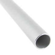 Barre alu tube épaisseur 2mm diamètre 35mm longueur 4m