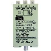 Amorceur BAG NI 400 LE 4K Iodure 35W à 400W et sodium 70W à 400W
