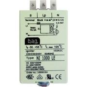 Amorceur BAG NI 1000 LE pour HI et HPS 400W à 1000W