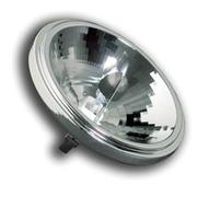 LAMPE AR 111 Sylvania ECOPLUS SA111 12V 60W 24° MFL code 0021881