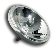 LAMPE AR 111 Sylvania ECOPLUS SA111 12V 60W 35° WFL code 0021882