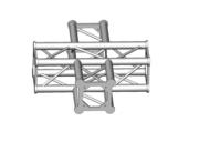 Structure alu ASD SC250 carrée angle 90° 4 départs ASC2541