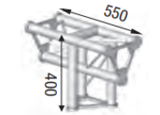 Angle ASD triangle 250 trois départs 90°