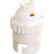 Douille Plastique blanche B22d baïonnette