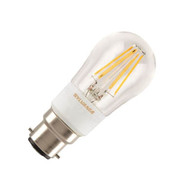 Ampoule led filament sylvania B22d 4,5W blanc chaud dimmable