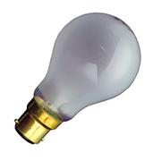 Ampoule standard B22 230V 60W dépolie