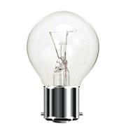 Ampoule sphérique B22 12V 40W