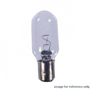 Lampe BA15d 24V 25W 40cd marine