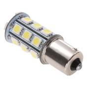 LAMPE BA15s à led blanc 24V 27 leds 5050