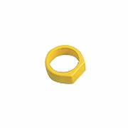 Bague jaune pour XLR Neutrik série XX