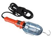 Baladeuse avec grille pour lampe E27 5m de câble