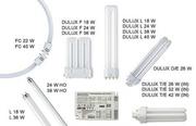 Ballast PHILIPS HF-P 2x22-42 PL-T/C EII pour 2 lampes fluo de 22W à 42W code 91399930