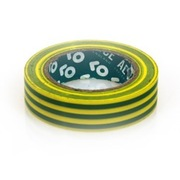 Adhesif isolant jaune vert 3M 15mm X 10m AT7 Advance type barnier