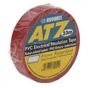 Adhesif isolant ROUGE Advance AT7 15mm X 10m  type barnier