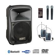 Système de sonorisation portable power acoustics BE9412PTABS