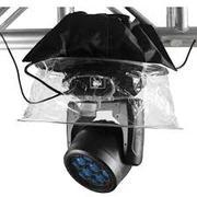 Protection de pluie transparente pour Lyre beam ou wash