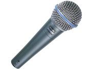 Micro Filaire Shure - BETA 58 A  Voix - Dynamique Supercardioïde