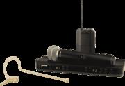 Miro HF double shure BLX1288E-MX53-M17 avec micro main SM58 et micro serre tête MX153