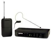Micro Shure BLX14E-MX153-M17 Complet simple tour d'oreille couleur chair