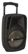 Sonorisation portable sur batterie avec lecteur MP3 USB bluetooth