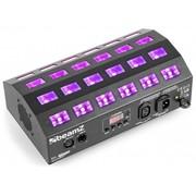 Projecteur UV BeamZ BUV463 stroboscope 24X3W  DMX