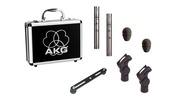 Couple de micros appairés AKG C451 avec valise et accessoires