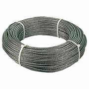 Câble acier galvanisé 4mm 900daN longueur 50m