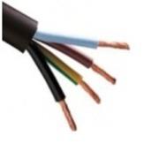 Cable HO7RN-F 4G4  extra souple 4X4mm² prix au mètre