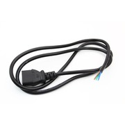 Câble IEC femelle 1,2m 3X0,5mm2