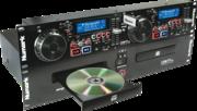 Double CD Rackable Numark DNU CDN77USB MP3 USB