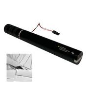 recharge électrique à confettis pour FXShot 40cm blanc