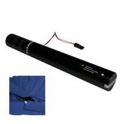 recharge électrique à confettis pour FXShot 40cm bleu foncé