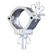 Crochet clamp 100 kg largeur 30mm pour tube 50mm
