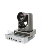 COL VERSA P 150 ClearOne Pack pour visio conférence comprenant 1 matrice, 1 camera PTZ, 1 micro plafond
