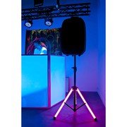Pied d'enceinte à LED ADJ Color Stand Led