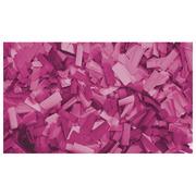 Confettis rectangulaires 55X17 rose Sac de 1Kg