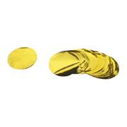 Confettis rond dorés sac de 1Kg