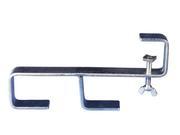 Crochet double S pour support de câbles hauteur 28cm